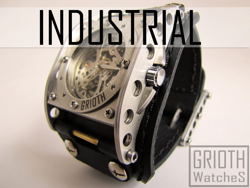 essence frost from london uk of industrial watches image
